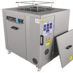 máquina de lavado por ultrasonidos
