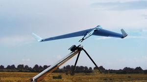 drone industriel / de surveillance / de reconnaissance / à voilure fixe