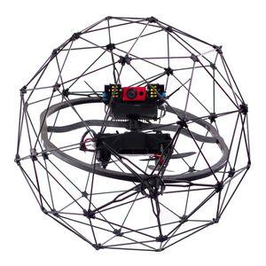 drone industriel / d'inspection / à voilure tournante / quadrirotor