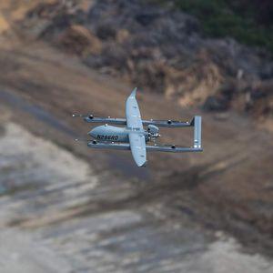 drone d'inspection / industriel / de reconnaissance / pour la prise de vue aérienne
