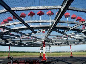 balise émetteur VOR avec DME / terminal / pour aéroport