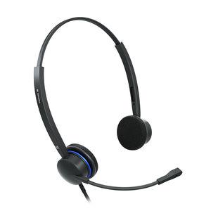 casque-micro pour la gestion du trafic aérien / pour contrôleur aérien / antibruit