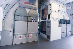 module de repos pour l'équipage pour avion de ligne