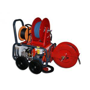 aspirateur pour aéroport / à eau / à déchets / électrique