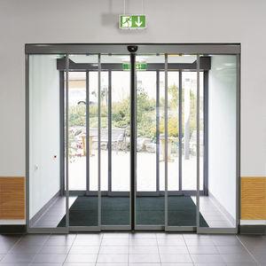 sas de sécurité pour aéroport / pour contrôle d'accès / automatique / double