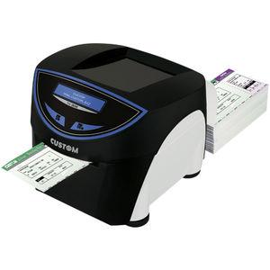 imprimante pour carte d'embarquement / de tickets / pour étiquette de bagages / pour aéroport