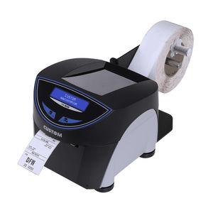 imprimante pour carte d'embarquement / pour étiquette de bagages / de tickets / pour aéroport