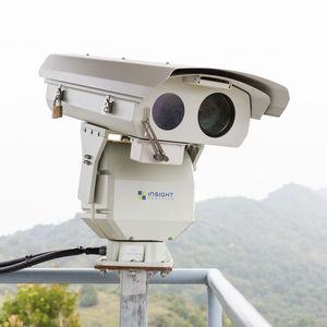caméra de surveillance / d'inspection / pour pompier / thermique