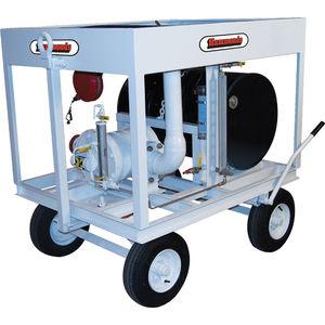 chariot d'hydrant tracté / pour aéroport