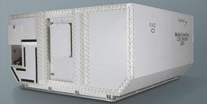 module de repos pour l'équipage pour avion