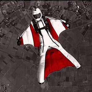 combinaison de wingsuit