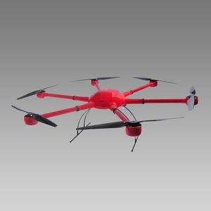 drone industriel / de surveillance / pour la prise de vue aérienne / de cartographie
