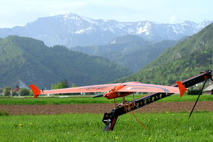 drone industriel / de surveillance / de cartographie / d'inspection
