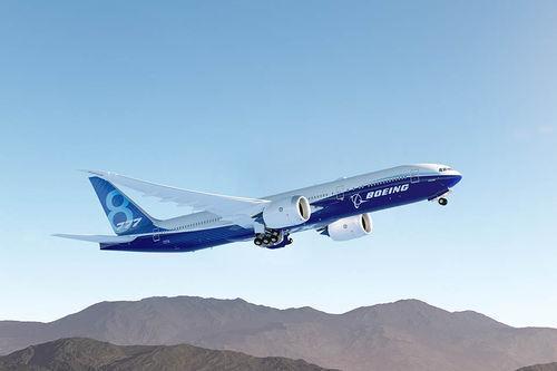 avion de ligne long courrier - BOEING COMPANY