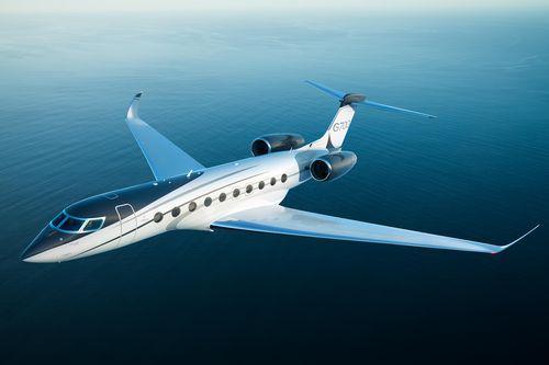 avion d'affaires 11 - 20 Pers.