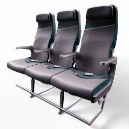 siège avion / pour passagers