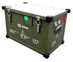 conteneur de rangement pour avion de ligne