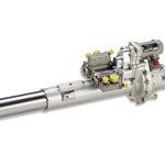 actionneur électrique / rotatif / linéaire / pour aéronef