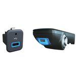 station de recharge pour avion / encastrable / USB