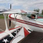 avion de tourisme 1 place / monomoteur / avec moteur à pistons / pour l'acrobatie