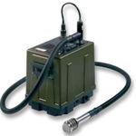 spectromètre de masse quadripolaire / pour l'aérospatiale / robuste / mobile