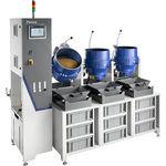 machine de tribofinition d'ébavurage / polisseuse / surfaçage / à force centrifuge