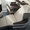 siège pour avion d'affaire / pour classe affaires / avec appui-tête ajustable / convertible en lit