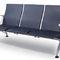 sièges sur poutre pour aéroport / 3 places / en métal / en plastiqueCARTT 9063Carttec