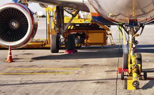 Aircraft ground support