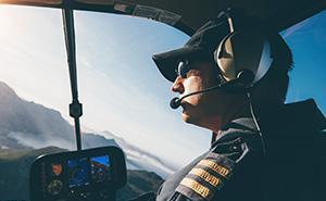 Pilot equipment