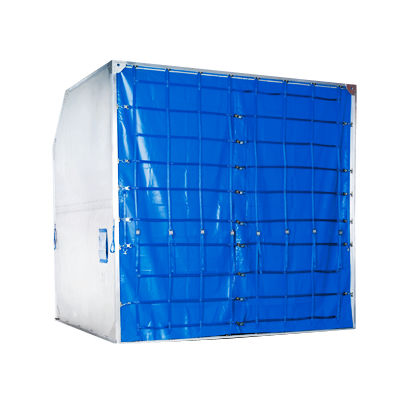 Upper Deck Uld Container Amd Taiwan Fylin Industrial Co Ltd Taiwan Aluminum Freight