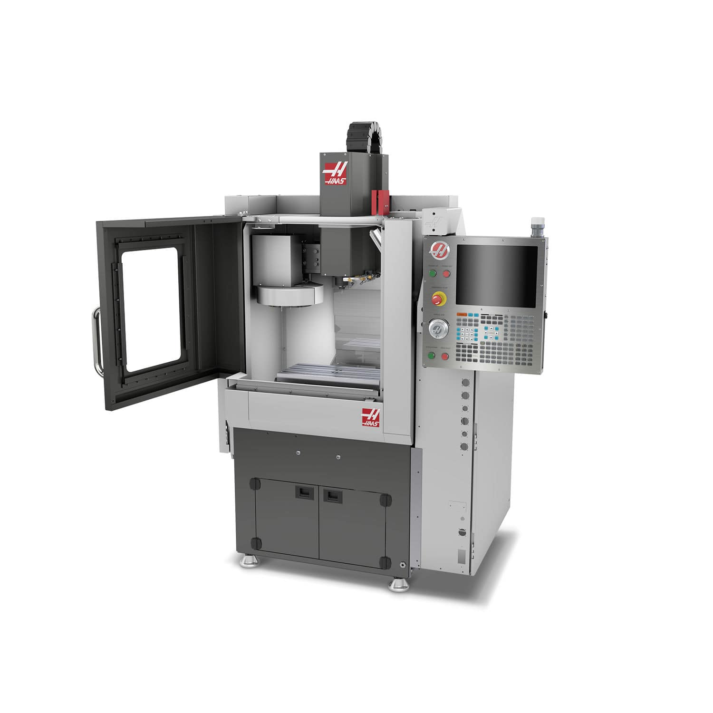 CNC milling machine / vertical / for aeronautics / 3-axis CM-1 HAAS  AUTOMATION