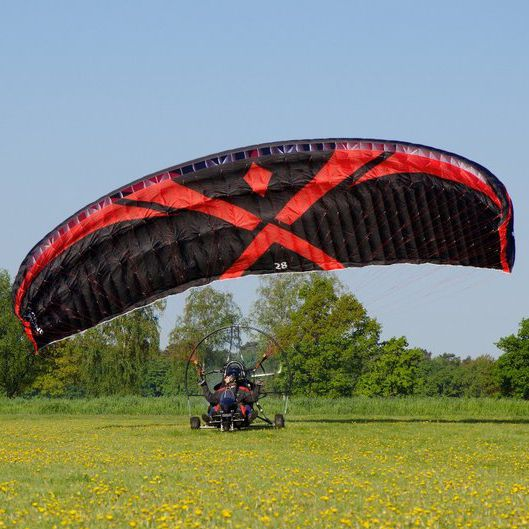 Sport paramotor wing / single - X-WING EVO RS - Fresh Breeze