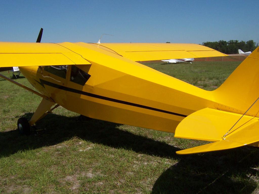 4-seater private plane / 2-person / piston engine / with
