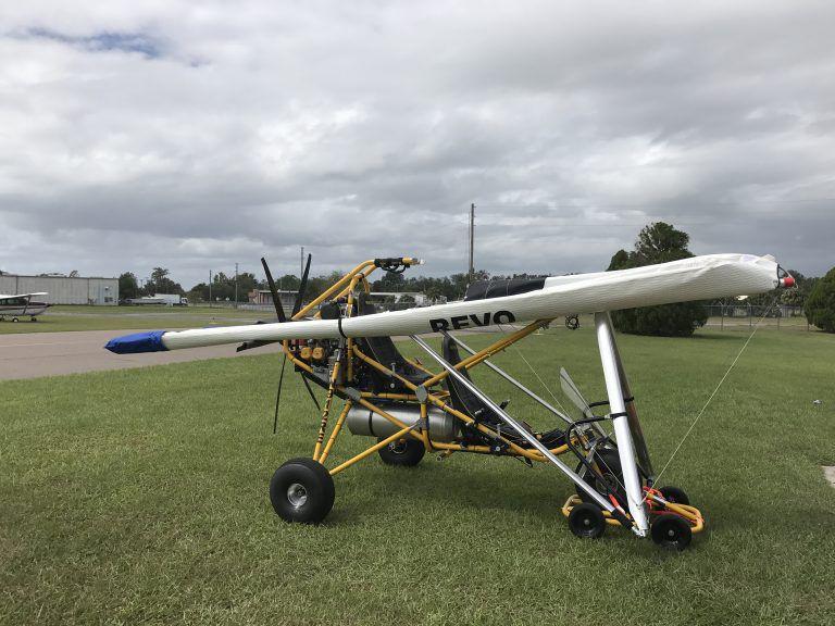 Two-seater ultralight trike aircraft / piston engine REVOLT REVO Evolution  Aircraft, Inc