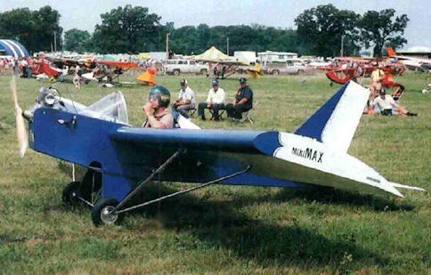 Single-seat ULM aircraft / sport / 2-stroke engine / single-engine
