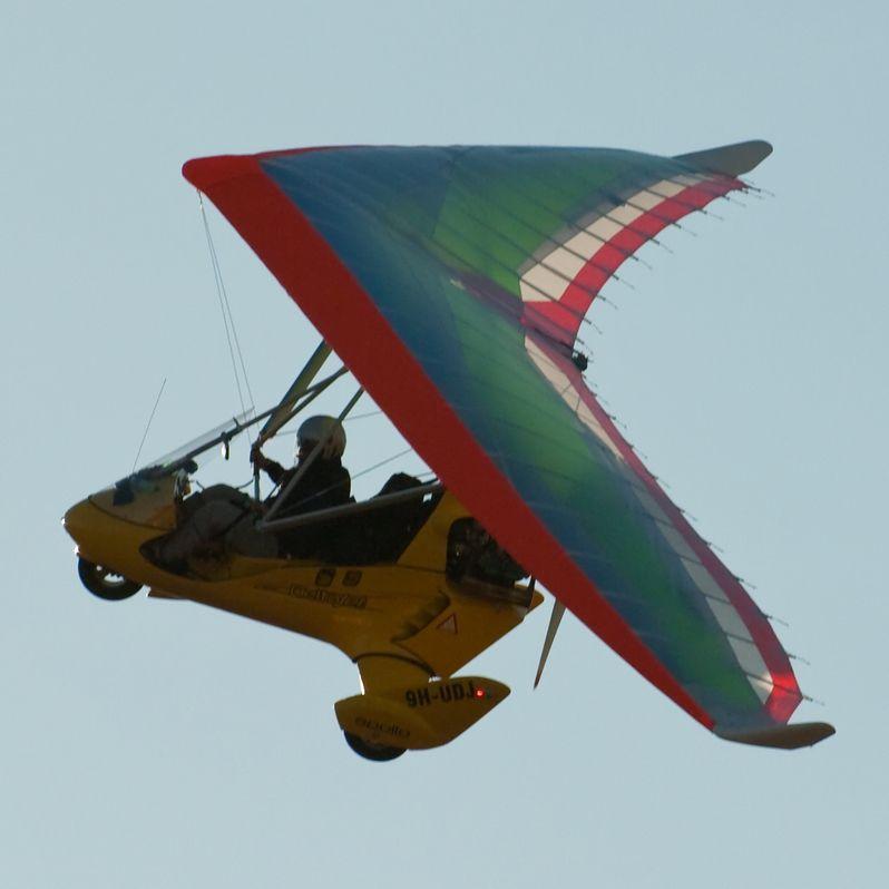 Two-seater ultralight trike aircraft / piston engine Delta Jet 2 Apollo  Aircrafts