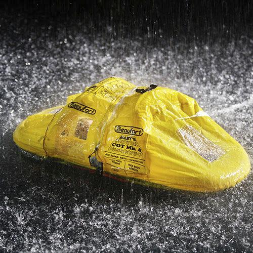 Aircraft life raft - Babycot - Survitec Group Limited