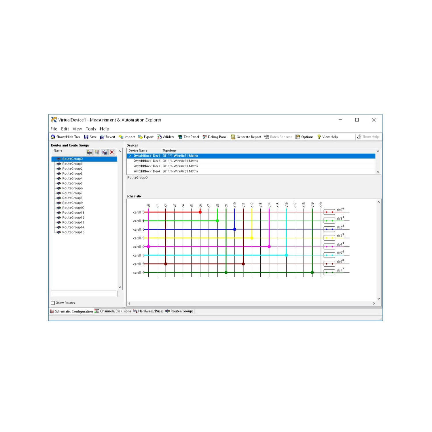 Management Software Switch Executive National Instruments Test Design For The Aerospace Industry
