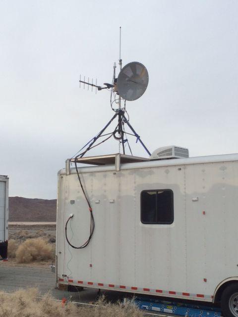 Drone antenna / GPS / omnidirectional - TA-20 - Latitude