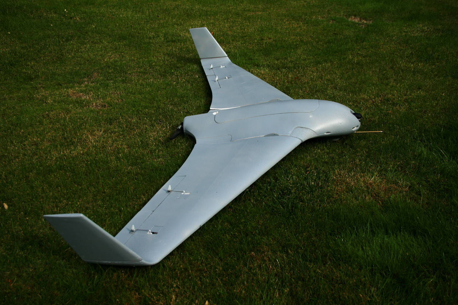 Agricultural UAV / fixed-wing / electric motor - X8 Flying