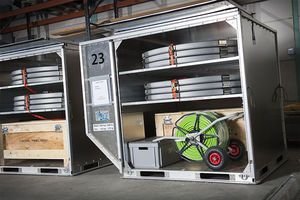 air cargo container / for airports
