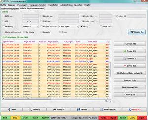 baggage management software