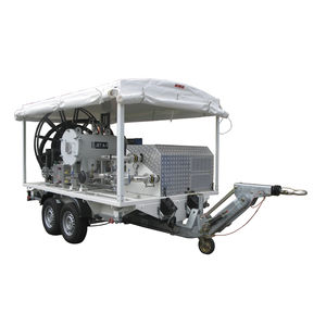 towed fuel cart / for aircrafts