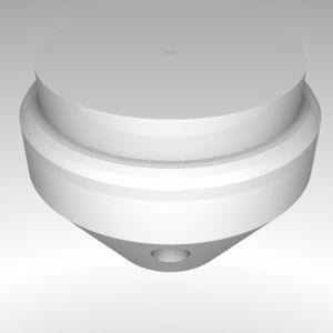obstruction light / for heli-platforms / LED / IR