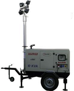 metal halide light tower / halogen / LED / mobile