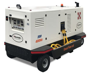 mobile ground power unit / for aircrafts / for helicopters / DC