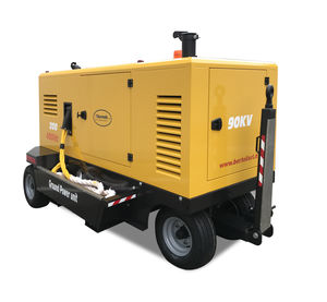 mobile ground power unit / for aircraft / for helicopter / DC