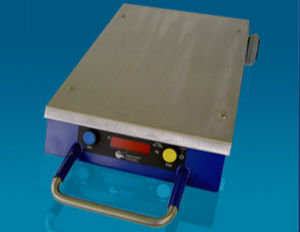platform weighing scale / baggage / digital / for airports