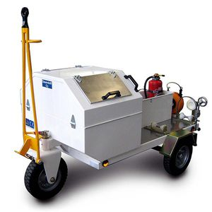 oxygen service cart